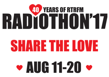 Radiothon 2017 - Subscribe or Donate Banner