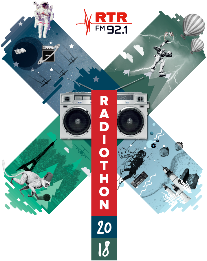 Radiothon 2018 Graphic
