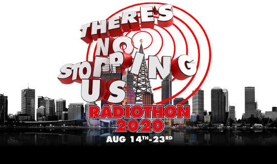 Radiothon 2020 - Subscribe / Donate Now