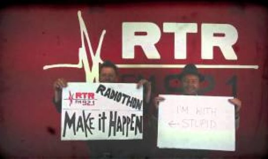 Radiothon 2012 – Make It Happen