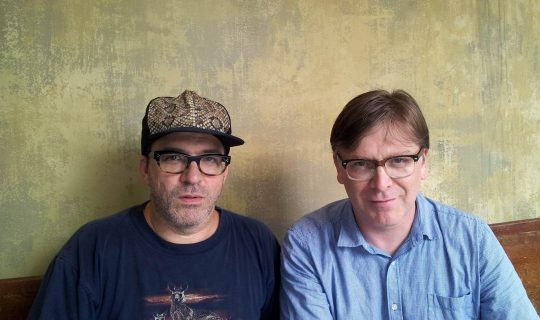 Norman Blake and Joe Pernice Live on RTRFM
