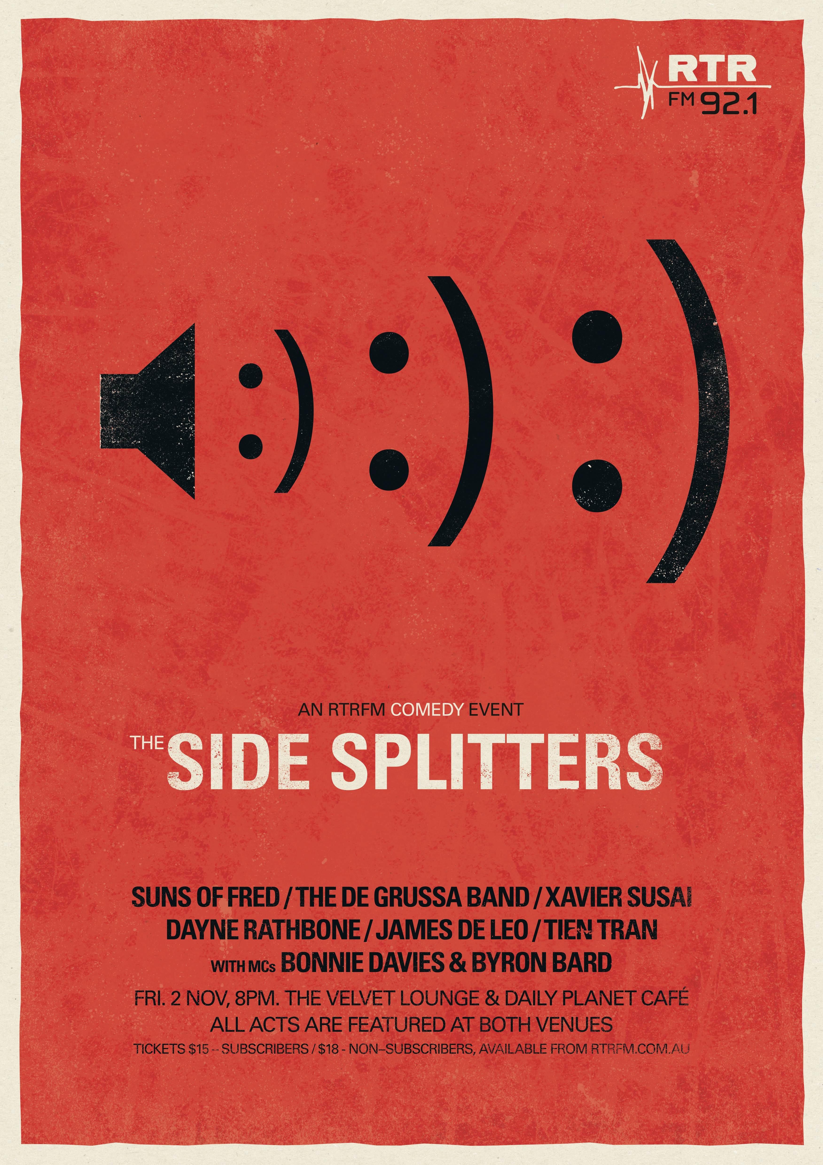 SideSplitters
