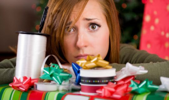 Burning Down the House – Holiday Stress Free