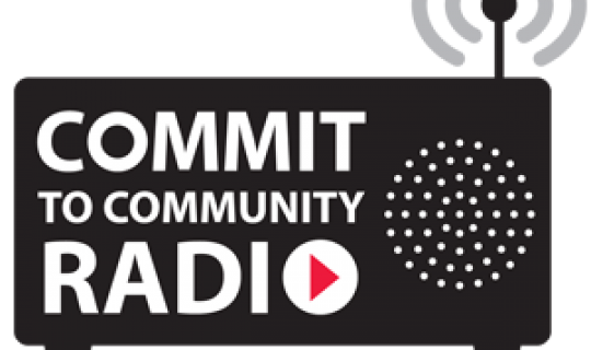 Commit To Community Radio-Action Day