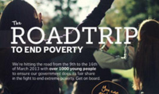 Roadtrip to End Poverty