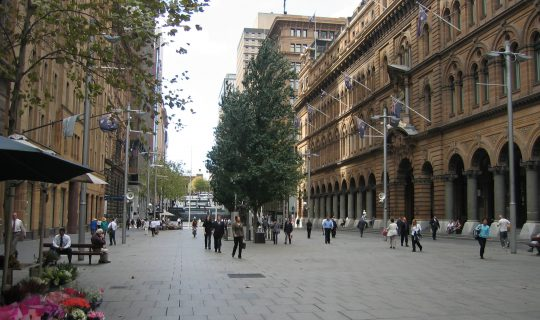 Martin Place Wasn't Such a Sight to See…