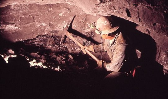 WA's First Uranium Mine