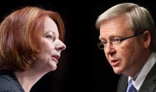 Return of The Rudd