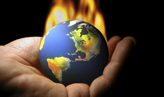 The Critical Climate Decade