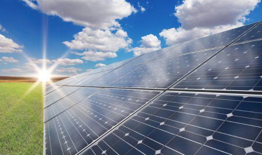 Solar Panel Storms