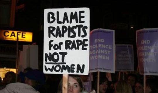 BDTH: Women Taking Back The Night