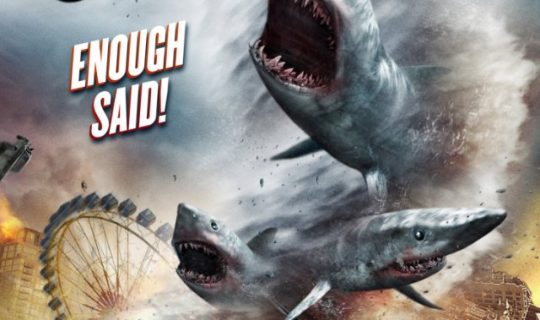 Sharknado Surprise!