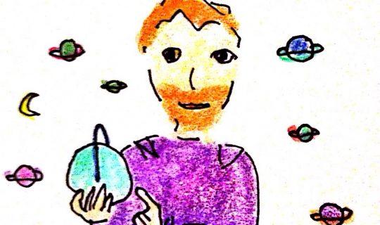 Selfie Sketch