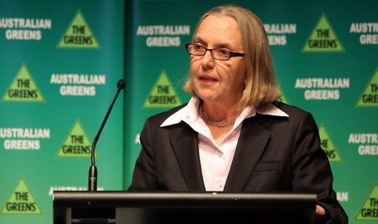 Greens Senator Slams Sri Lanka