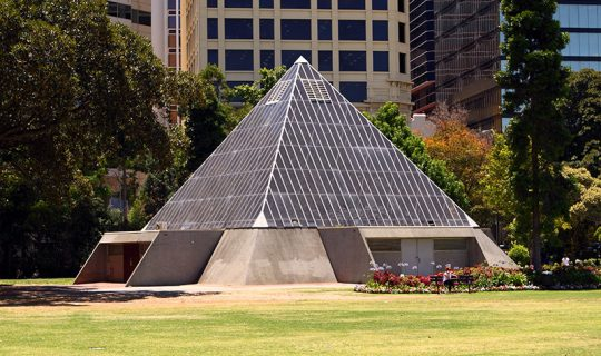 Remembering Perth's Landmarks
