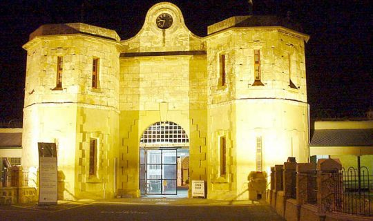 Finding The Hidden Ghosts Of Freo Prison