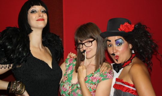 Dirty Talk with EastEnd Cabaret