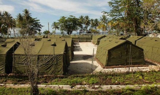 Refugees Suffering Manus Madness