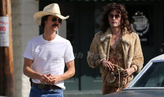 Movie Squad: Dallas Buyers Club & Blue is the Warmest Colour