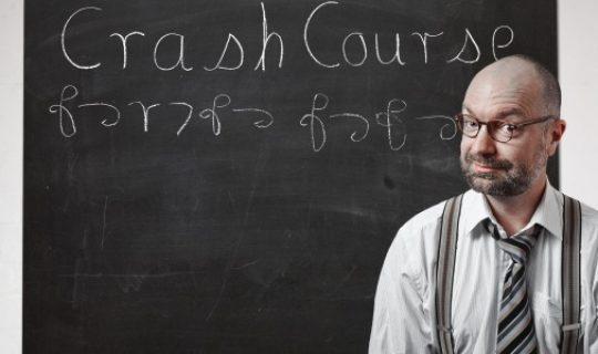 Crash Course in Life & Language