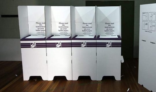 WA Senate By-Election: How It Looks