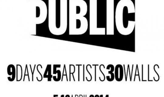 PUBLIC: Art in the City