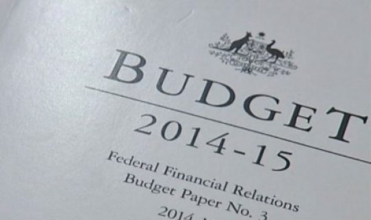 Busting Open The Budget