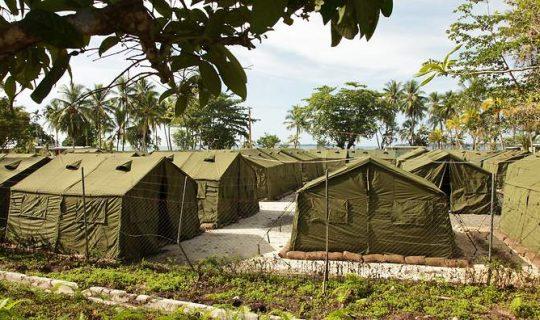 Manus Island Report