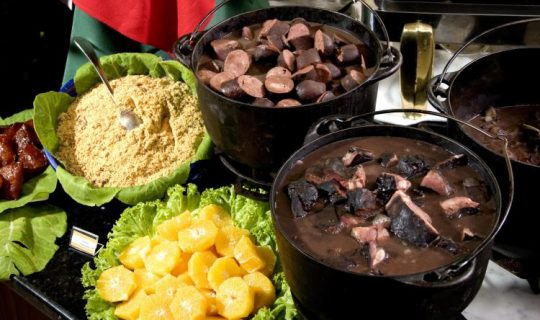The Food Alternative # 9: Ole Brazil
