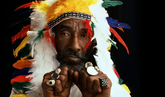 "Alphabet Street – P – Lee ""Scratch"" Perry"