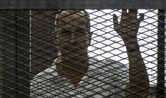 Journalist Freedom & Peter Greste