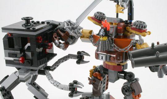 Robot Battle!