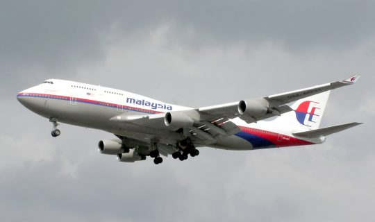 The Shooting of MH17