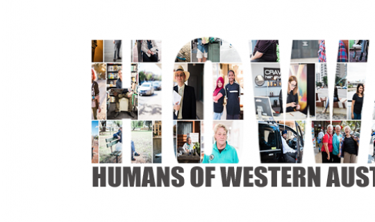 Humans of Western Australia
