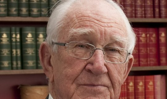 Realigning Australia: Malcolm Fraser on our Dangerous Allies