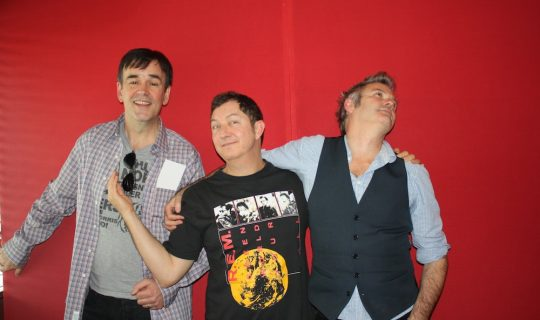Doug Anthony All Stars Ride Again