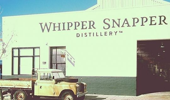 The Food Alternative #22: Whiskey in the City