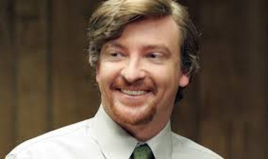 Flight of Rhys Darby