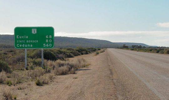 Road Trip Stories: Nullabor Rising