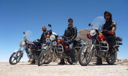 Road Trip Stories: Across the Andes