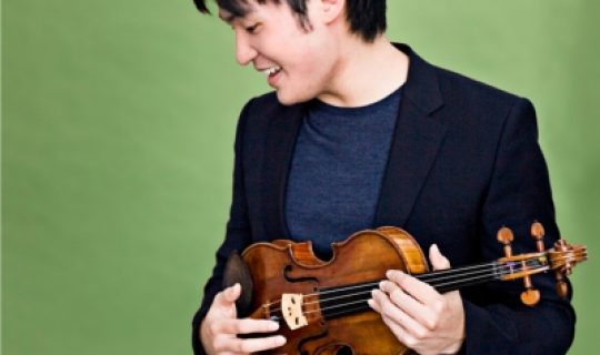 Musical Virtuoso, Ray Chen