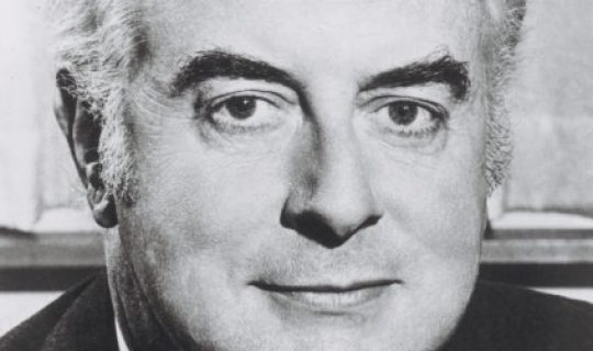 Remembering Mr Whitlam