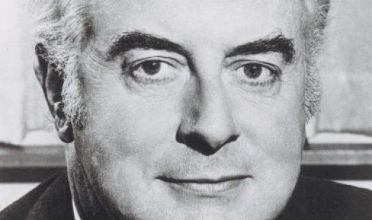 Remembering Mr Whitlam