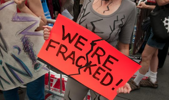 Fracking and Switching Off