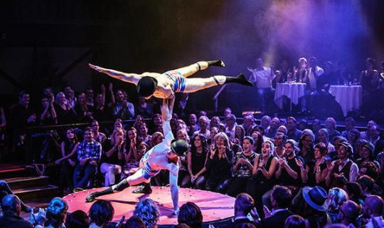 Saucy nights at La Soirée