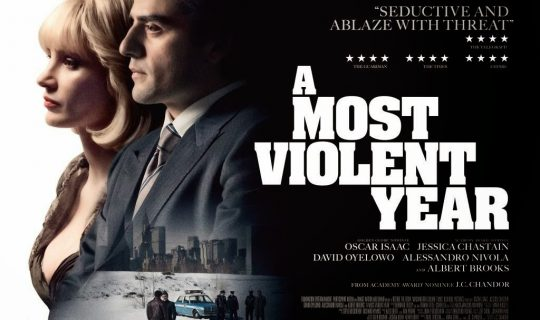 Movie Squad: A Most Violent Year, Project Almanac