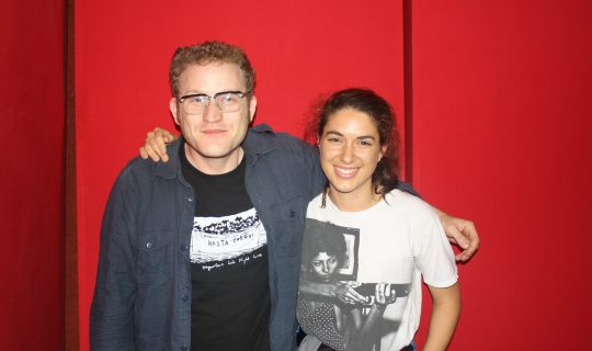 Knocking On Doors With John Safran