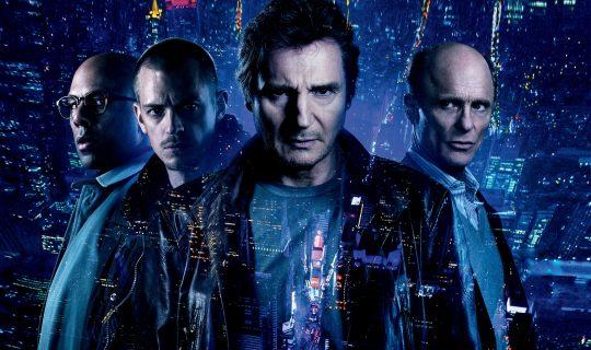 Movie Squad: Insurgent, Run all night