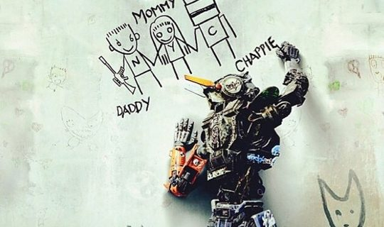 Movie Squad: Top 5, Chappie
