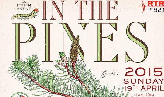 In The Pines 2015: The Slow Reveal!